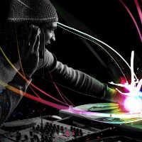 Диджей, DJ, Ди-джей, музыка на день рождения ребенка