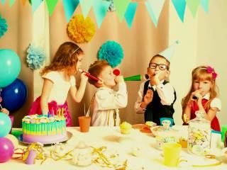 Как отпраздновать детский день рождения в Одессе?
